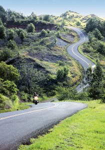 Waimea Canyon Drive is a great ride with great views.