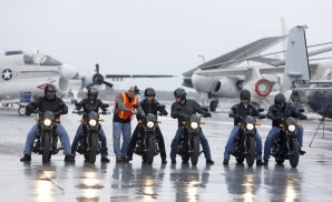Harley-Davidson announced the extension of free Riding Academy motorcycle training to all current and former U.S. military. The program is now available to active-duty, retired, reservists and veterans Jan. 1-Dec. 31, 2016. (PRNewsFoto/Harley-Davidson Motor Company)