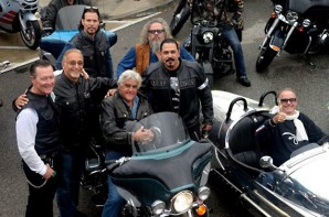 Grand Marshal Jay Leno, Foo Fighters and Social Distortion joined thousands of music fans, motorcycle enthusiasts and veterans at the 2015 Love Ride.